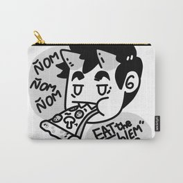 Eat The problem (lunatico) Carry-All Pouch