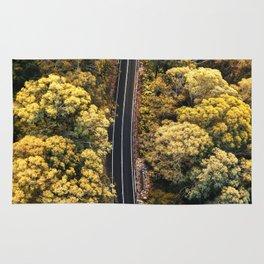 australian road Rug