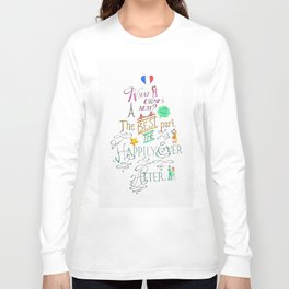 The Happily Ever After Long Sleeve T-shirt