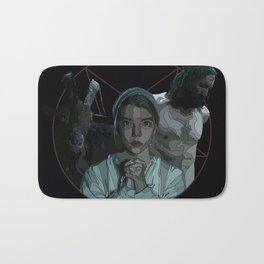 The Witch alternative poster Bath Mat
