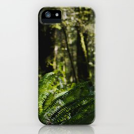 shrubs on the kepler track iPhone Case
