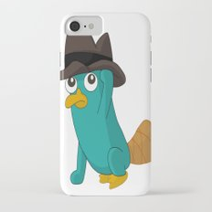 Baby Perry the Platypus iPhone 7 Slim Case