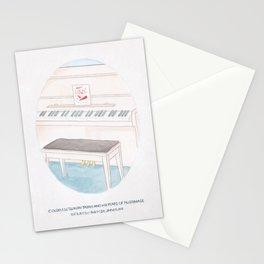 Haruki Murakami's Colorless Tsukuru Tazaki and His Years of Pilgrimage Book Cover Stationery Cards