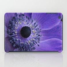 Purple Anemone iPad Case