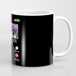Star Next Anime Cosplay Episode Calling Coffee Mug