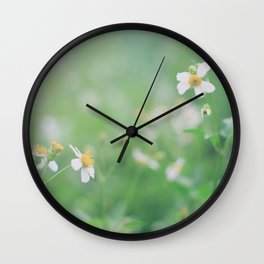 Dream a little dream Wall Clock