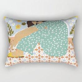 Parisian chic Rectangular Pillow