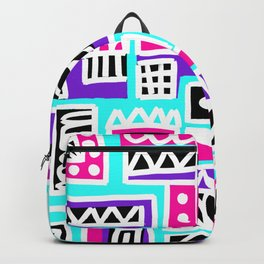 Compartment-ed Confusion Backpack