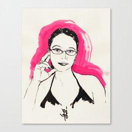 Danielle Canvas Print