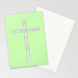 tanat Stationery Cards