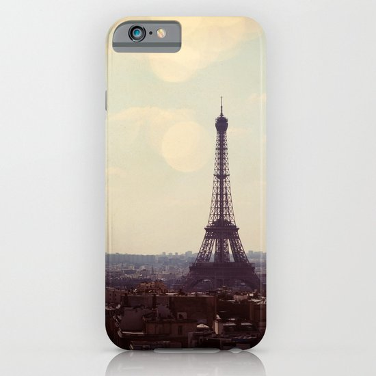 City of Light iPhone & iPod Case