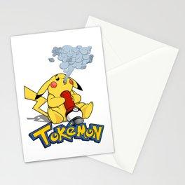 Tokemon Go! Stationery Cards