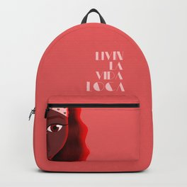Livin' La Vida Loca Backpack