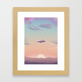 Unidentifed Framed Art Print