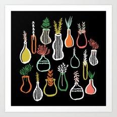 Herb Garden by Andrea Lauren Art Print