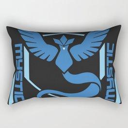 Team Mystic Z Rectangular Pillow