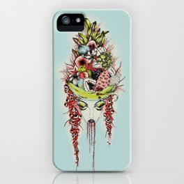 Carmen Miranda iPhone Case