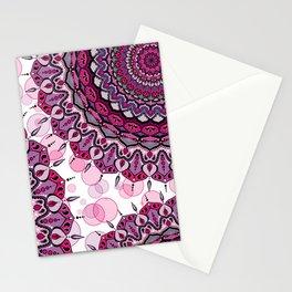 Mandala forza spirituale Stationery Cards