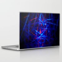 northern lights Laptop & iPad Skins featuring Northern Lights by Cs025