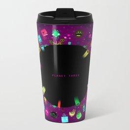 Planet Three Metal Travel Mug