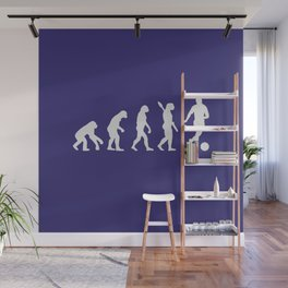 The Evolution of Humankind Wall Mural