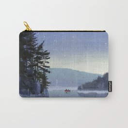 rocky cliff Carry-All Pouch