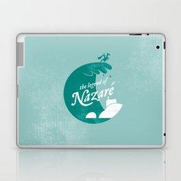 Legend of Nazaré Laptop & iPad Skin