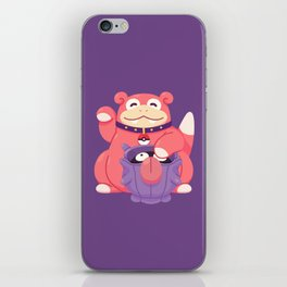 Get Lucky iPhone Skin