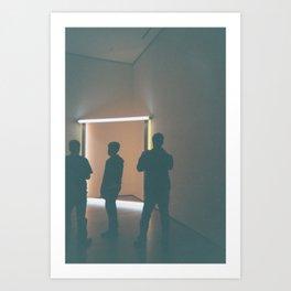 Light n' Dark Art Print