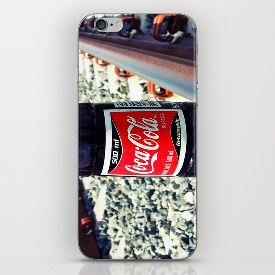 Railway Cola iPhone & iPod Skin