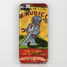 The Rubicom iPhone Skin