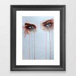 Forgotten, version a Framed Art Print