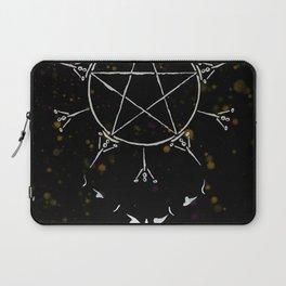 A Tarot of Ink 10 of Pentacles Laptop Sleeve