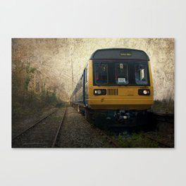 Heathfield Old Station  Canvas Print