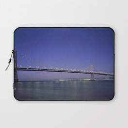 San Francisco Oakland Bay Bridge USA - Laptop Sleeve