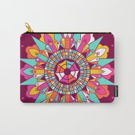 Mandala III Carry-All Pouch