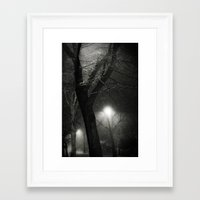 constellation Framed Art Prints featuring constellation by Dorit Fuhg
