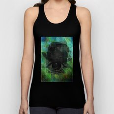 A VERY PRIVATE EYE Unisex Tank Top