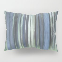 Painted Trees Pillow Sham