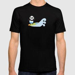 Surf Panda T-shirt