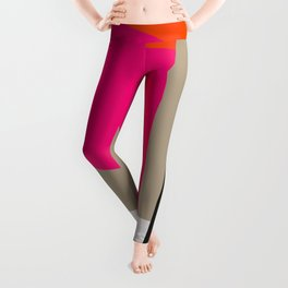 Mid Century Minimal 1 Leggings