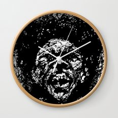 Drip Face Wall Clock