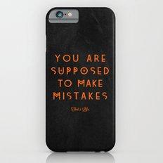 That's Life. Slim Case iPhone 6s