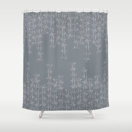 Enza 3 Shower Curtain