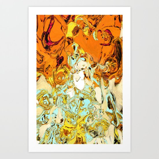 splashland Art Print