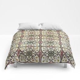 Floor Series: Peranakan Tiles 11 Comforters