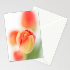 Fresh Tulips (Triptych....) Stationery Cards