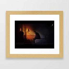 Parasomnia 03 Framed Art Print