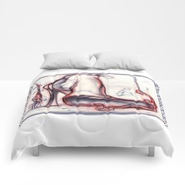 Bad Pets Comforters