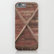 Marks the spot iPhone 6s Slim Case